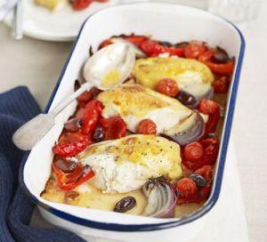 mediterranean-baked-chicken